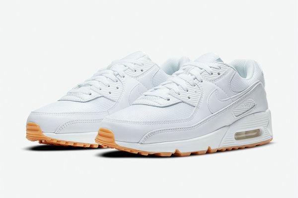 """""""小白鞋""""Air Max 90 鞋款0.jpg"""