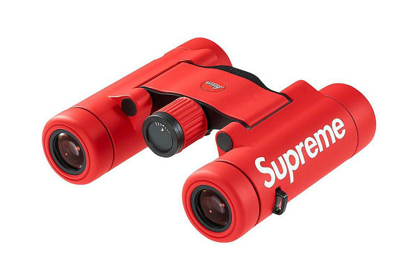 Supreme x 莱卡全新联乘 Ultravid 8×20 双筒望远镜公布
