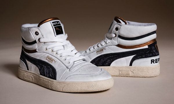 彪马 x REPLAY 全新独家限量版篮球鞋系列即将上架