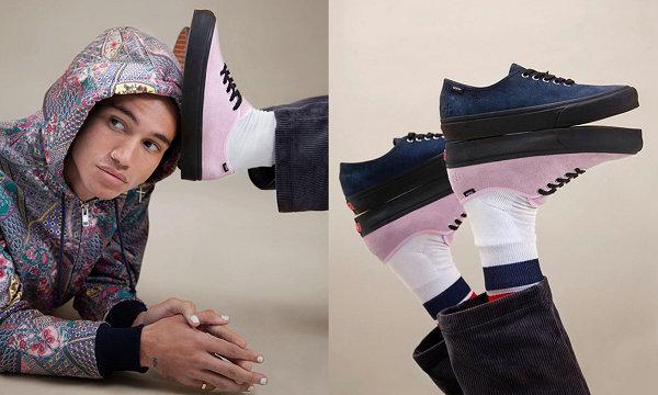 NOAH x 范斯全新秋冬联名鞋款系列发布,涵盖两种鞋型