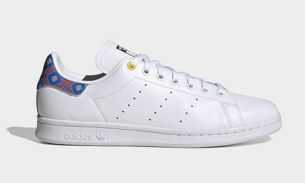 鸳鸯 adidas Stan Smith 鞋款释出,迷人复古质感