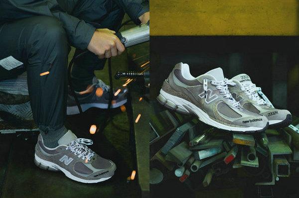 新百伦 x INVINCIBLE x N.HOOLYWOOD 三方联名 ML2002RV 鞋款释出