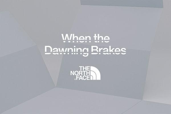 北面全新「When Dawning Brakes」特别系列即将登陆~