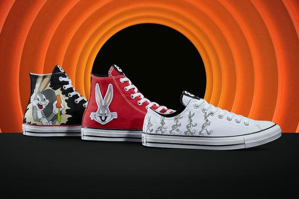 匡威全新「兔八哥」主题系列鞋款即将登陆,诚意满满