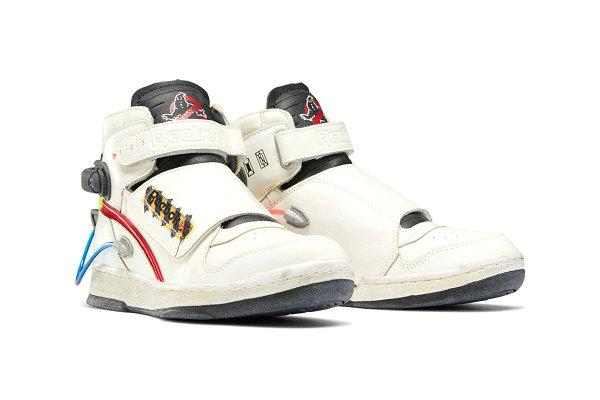 锐步 x《捉鬼敢死队》全新联名鞋款系列亮相,复古科幻兼备