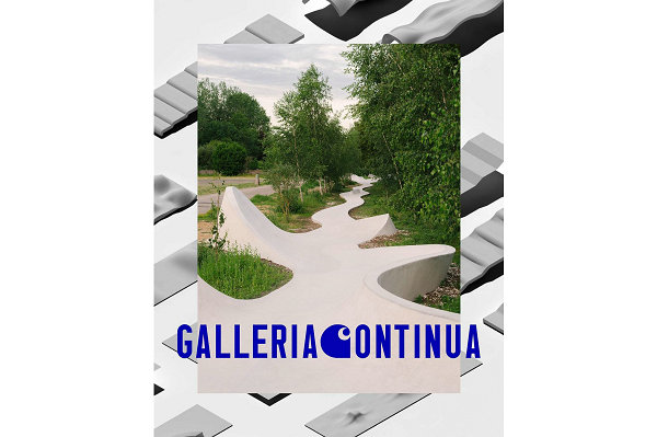 Carhartt WIP x Galleria Continua 全新联乘企划即将揭晓