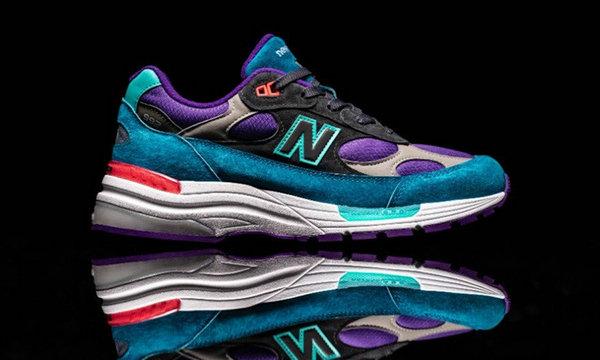 新百伦 x CONCEPTS 联名 992 鞋款新配色正式登陆