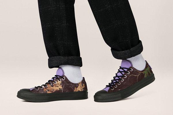 匡威 Chuck 70 全新 GORE-TEX 面料鞋款系列发售,两色可选