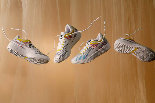PUMA 全新篮球鞋系列月底登陆,两双鞋型~