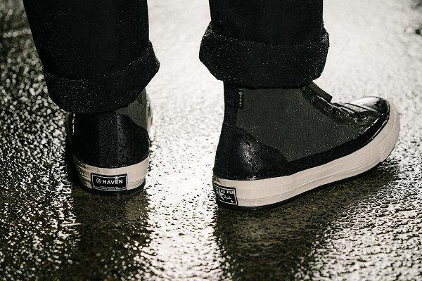 匡威 x HAVEN 全新联名 GORE-TEX Chuck 70 鞋款抢先预览