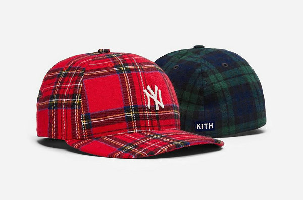 KITH x 纽亦华全新联名 New York Yankees 主题系列发售