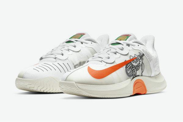 Naomi Osaka x Nike 全新联名网球鞋款上架发售