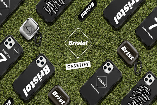 CASETiFY x F.C.Real Bristol 全新联名胶囊系列释出