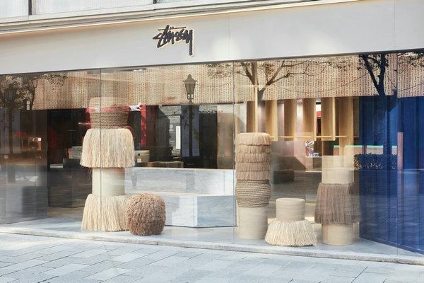 上海 Stussy 专卖店、门店