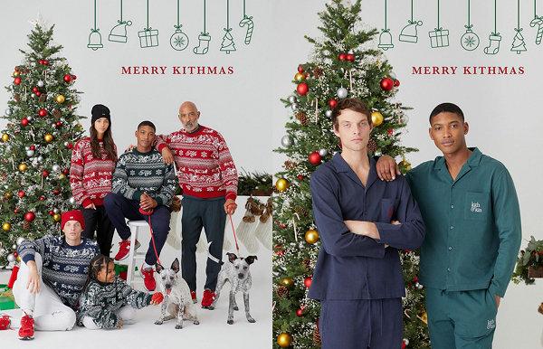 "KITH 全新圣诞庆典""Lucky Kithmas""系列亮相,烘托假日氛围"