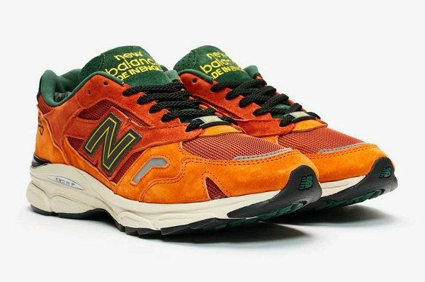 新百伦 x Sneakersnstuff 联名 920 鞋款即将开催