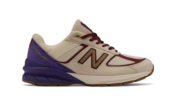 新百伦 990v5 鞋款全新「BHM」主题配色上架发售