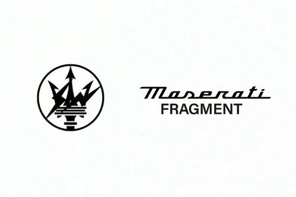藤原浩 Fragment x 玛莎拉蒂全新联名预告释出~