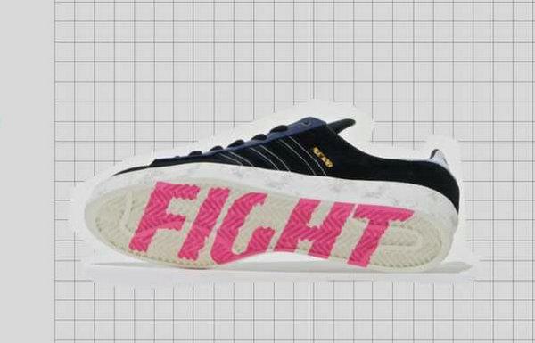 """Size? x 阿迪达斯联名 Campus 80s""""Fight Club""""鞋款释出"""
