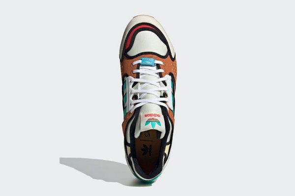 Adidas x《辛普森一家》联名 ZX 10000 鞋款即将登场