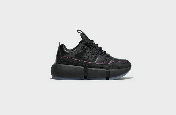新百伦 x Jaden Smith 联名 Vision Racer 鞋款黑、白配色释出