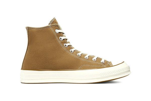 匡威 x Carhartt WIP 全新联名 Chuck 70 Hi 系列鞋款释出
