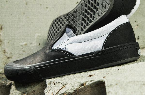 范斯 x Dakota Roche 全新联名 BMX Slip-On 鞋款来袭