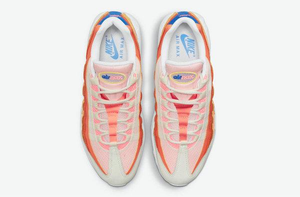 "Air Max 95 全新""Campfire Orange""渐变配色鞋款抢先预览"