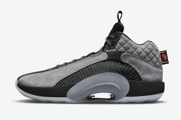 """「恐惧」Air Jordan 35""""Fear""""配色鞋款曝光,细节丰富"""