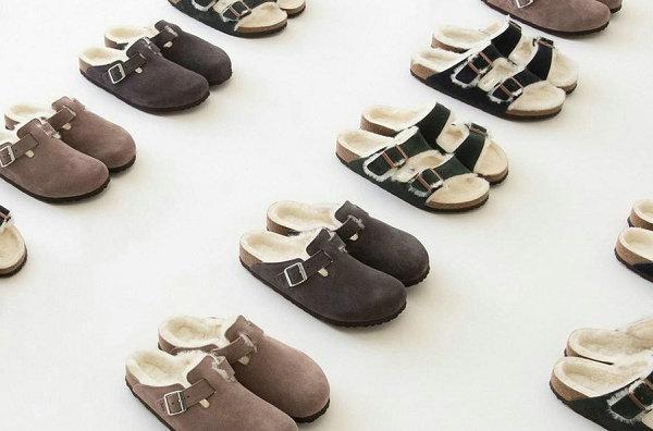 KITH x 勃肯全新联名鞋款及潮袜系列亮相,质感满溢