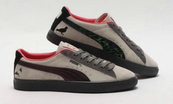 彪马 x atmos x Staple 全新三方联名鞋款即将登陆