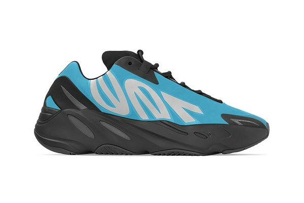 YEEZY 700 MNVN 鞋款全新「Cyan Blue」配色曝光