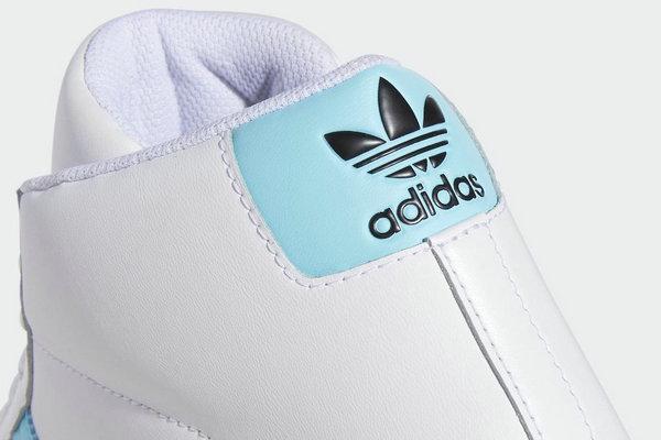 """阿迪达斯 Pro Model 鞋款全新""""Hazy Sky""""配色来袭"""