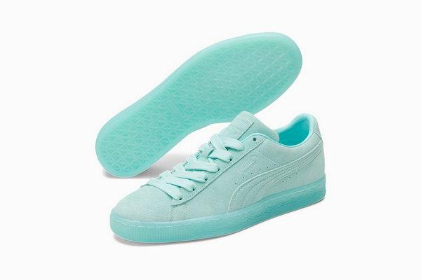 彪马 Suede Classic 鞋款全新蒂芙尼蓝配色下月登陆