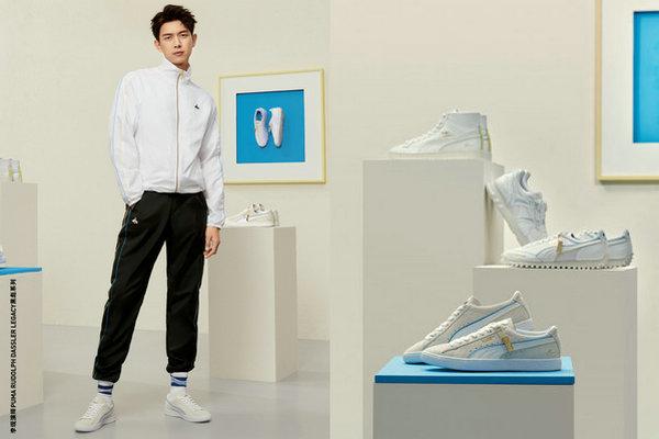 PUMA 全新奢华小白鞋系列上架发售,四款鞋型