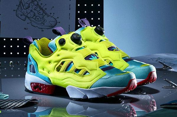 """锐步 x Adidas 全新联名 ZX Fury""""ZX Pump""""鞋款即将发售"""