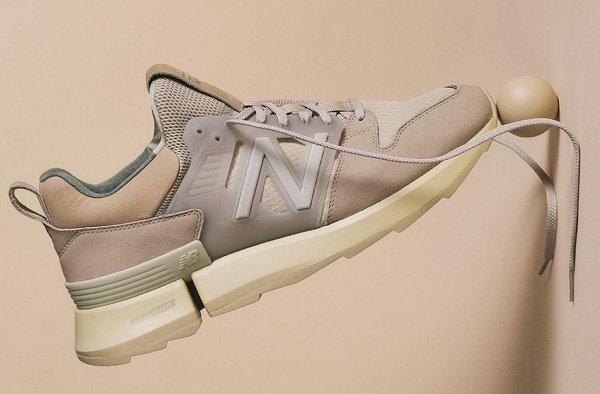 AURALEE x 新百伦 Tokyo 全新联名 R_C2 鞋款系列即将登场
