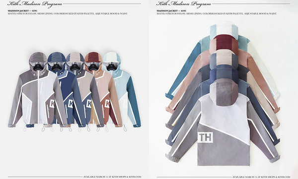 KITH 全新 Monday Program 定番发布,丰富 Palette 系列