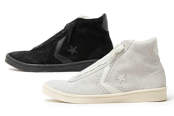 匡威 x Nonnative 全新联名 Pro Leather 鞋款即将开催