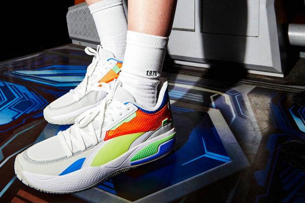 PUMA 全新篮球鞋 Court Rider 2.0 释出,实战给力