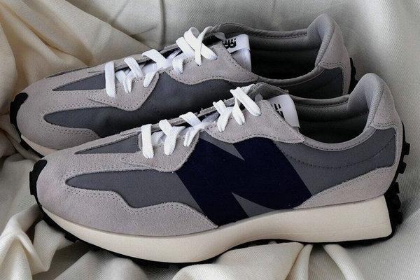新百伦 x Journal Standard 全新联名 327 鞋款释出