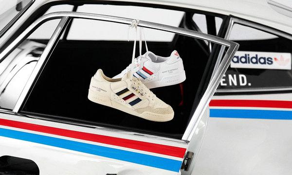 阿迪达斯 x END.全新联名 Continental 80 鞋款即将发售