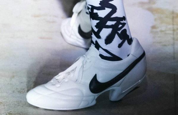 CDG x 耐克全新联名 PREMIER 鞋款系列曝光,「高跟的运动鞋」