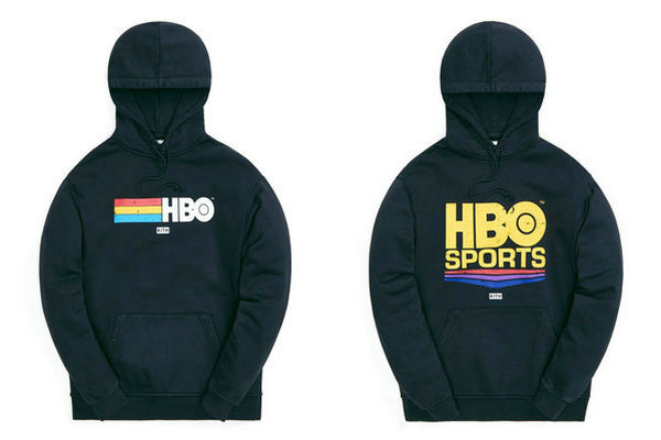 KITH x HBO 全新联名服装系列今日登陆,复古气质