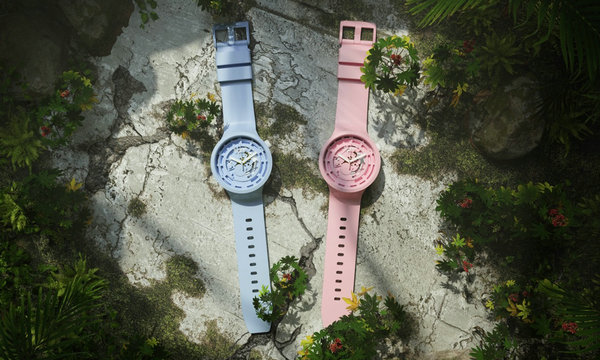 Swatch (斯沃琪)全球首辑生物陶瓷材料腕表系列公布