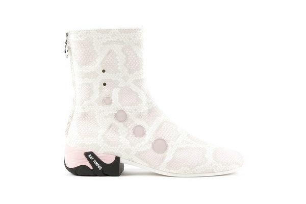Raf Simons 支线全新 2021 春夏系列鞋履上架发售