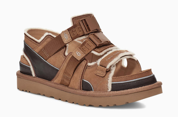Feng Chen Wang x UGG 全新联名鞋款系列上市,二合一设计