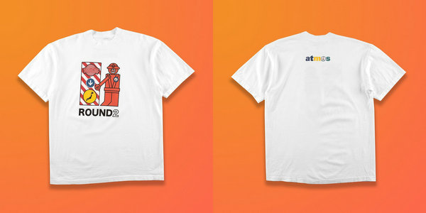 atmos x Round Two 全新联名 T 恤系列上架发售