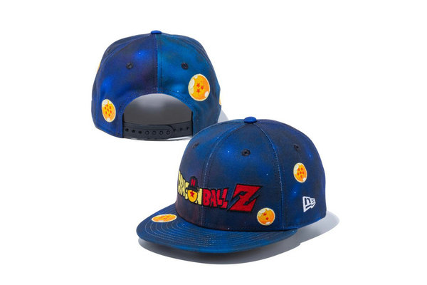 《龙珠 Z》x New Era 全新联名系列正式公布