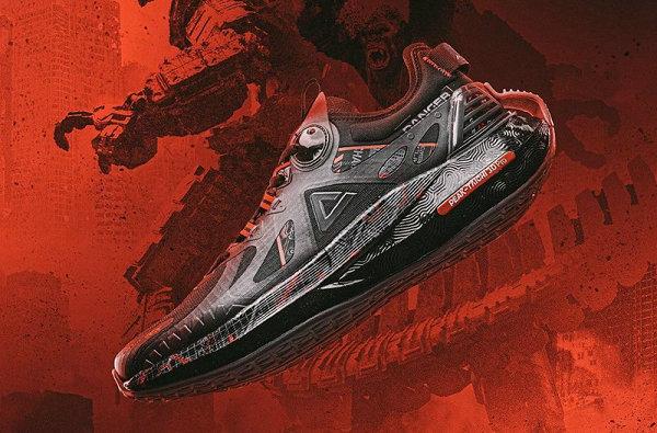 匹克态极 3.0 Pro 全新哥斯拉配色鞋款即将发售,怪兽 IP